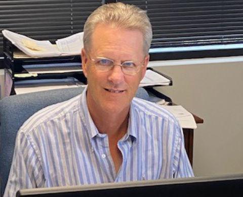 Larry Headshot